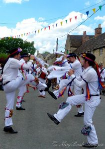 Bampton Traditional Morris Men